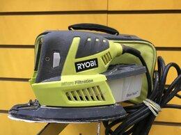 Шлифовальные машины - Шлифовальная машина Ryobi EPS80RS, 0