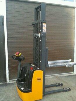 Грузоподъемное оборудование - Самоходный электроштабелер PROLIFT SDR 1230-S, 0