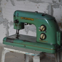 Швейные машины - Швейная машинка Тула модель N1, 0