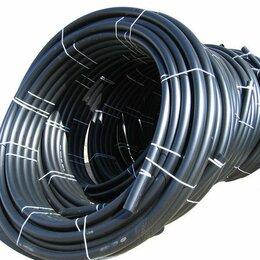 Канализационные трубы и фитинги - Труба полиэтиленовая 110 мм техническая , 0