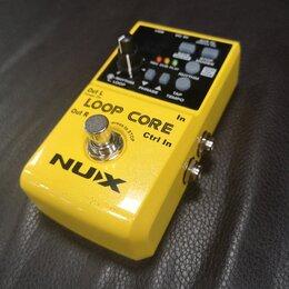 Процессоры и педали эффектов - Педаль эффектов Nux Loop-Core, 0