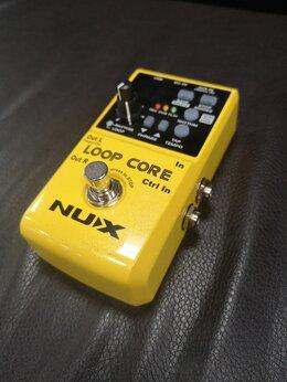Оборудование для звукозаписывающих студий - Педаль эффектов Nux Loop-Core, 0