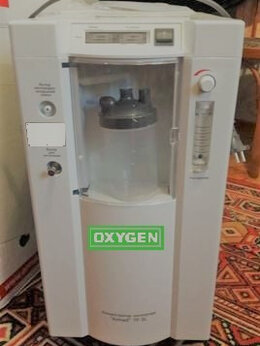 Приборы и аксессуары - Кислородный концентратор до 3 л кислорода в минуту, 0