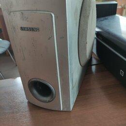 Акустические системы - Сабвуфер 120W Samsung PSWA120E , 0