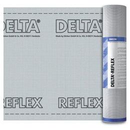 Изоляционные материалы - Пароизоляция дельта рефлекс, 0