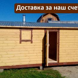 Готовые строения - Русская баня 5 на 2,25 метров, 0