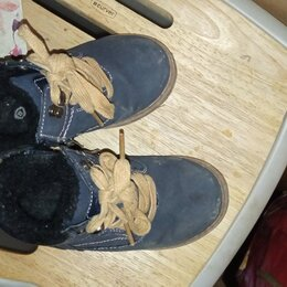Ботинки - Ботинки детские, р 25, м, зима, 0