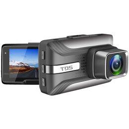 Видеокамеры - Видеокамера регистратор TDS TS-CAR22 до 64гб, 0