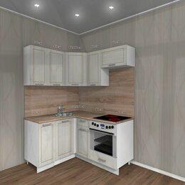 Мебель для кухни - Кухня угловая 1.3х1.6м Лофт, 0