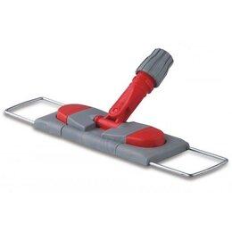Мебель для учреждений - Рама для мопов металлическая с двумя педалями, 40 см, крепление  - карман, 0