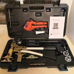 Сантехнические, разводные ключи - Набор инструмента Premium Pex-1632 аксиальный, 0