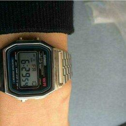 Наручные часы - Наручные часы Casio a159w новые, 0