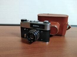 Фотоаппараты - Фотоаппарат пленочный фэт 5В, 0