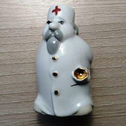 Столовые приборы - Подставка для зубочисток - доктор, 0