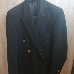 """Костюмы - Новый мужской костюм """"Синар"""". Размер: 48 (170-96-84) + Рубашка (Италия), 0"""