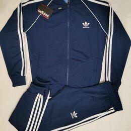 Спортивные костюмы - Мужской спортивный костюм Adidas (46-54), 0