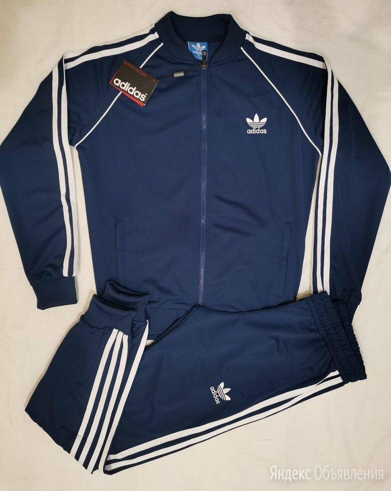 Мужской спортивный костюм Adidas (46-54) по цене 3300₽ - Спортивные костюмы, фото 0