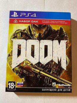 Игры для приставок и ПК - Игра DOOM Набор OAK (PlayStation 4, Русская…, 0