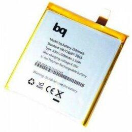 Батарейки - BQ Аккумулятор BQ Aquaris E5 2500 mAh, 0