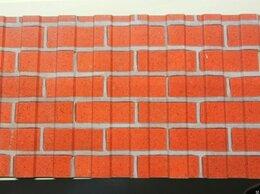 Фасадные панели - Фасадная панель  0,45х156х3000 кирпич фасадный, 0