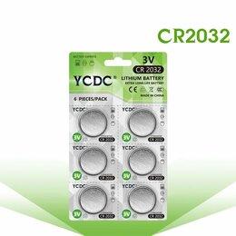 Батарейки - Батарейка CR2032, 0