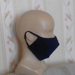 Приборы и аксессуары - маски многоразовые за упаковку (4 шт)-120 р, 0
