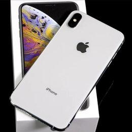 Мобильные телефоны - iPhone XS Max Silver 512gb новые Ростест, 0