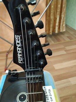 Электрогитары и бас-гитары - Эл. Гитара фендерос, 0