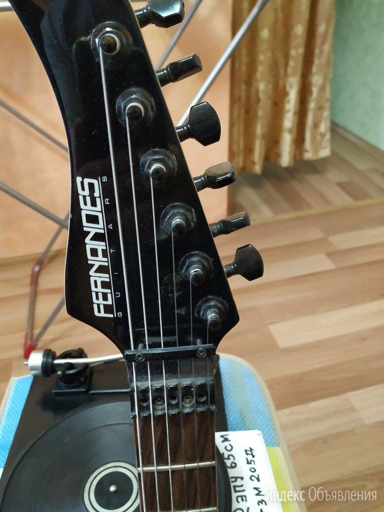 Эл. Гитара фендерос по цене 20000₽ - Электрогитары и бас-гитары, фото 0