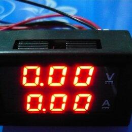 Электрические щиты и комплектующие - Вольтметр Амперметр, 0