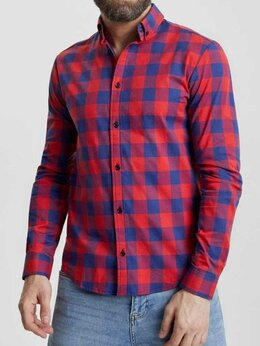 Рубашки - Мужская рубашка Envy Lab Cell (новая), 0
