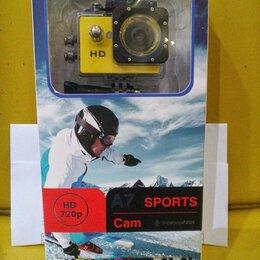 Видеокамеры - Экшен камера SJ4000, 0