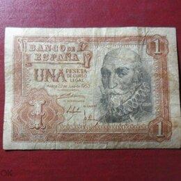 Банкноты - Банкноты Испании, 0