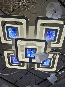 Люстры и потолочные светильники - Люстра светодиодная 3003-5 Люстры Омск, 0