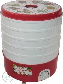Сушилки для овощей, фруктов, грибов - Сушилка для овощей и фруктов Помощница СШ-006, 0