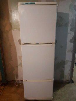 Холодильники - ПРОДАМ ОТЛИЧНЫЙ  ТРЕХКАМЕРНЫЙ ХОЛОДИЛЬНИК STINOL…, 0