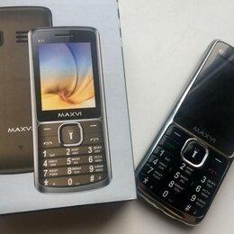 Мобильные телефоны - MAXVI K11, 0