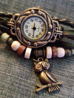 Наручные часы - Часы браслет, 0