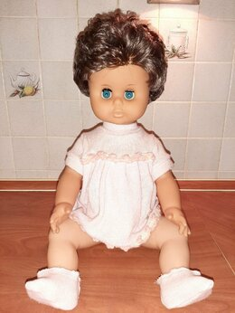 Куклы и пупсы - Кукла Плутти Соннеберг ГДР СССР , 0