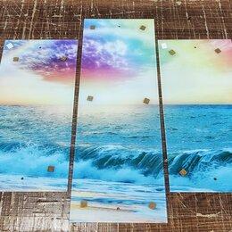 Картины, постеры, гобелены, панно - Прямая УФ печать  на стекле, 0