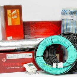 Электрический теплый пол и терморегуляторы - Теплый пол, греющий кабель для систем обогрева, 0