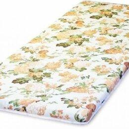Наматрасники и чехлы для матрасов - Новый Матрас на диван кровать топпер поролоновый, 0