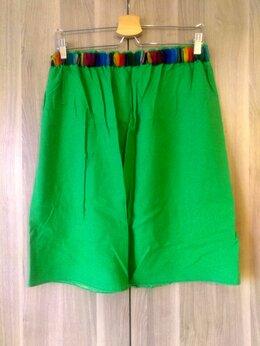 Юбки - Летняя юбка хлопок 42 р, 0