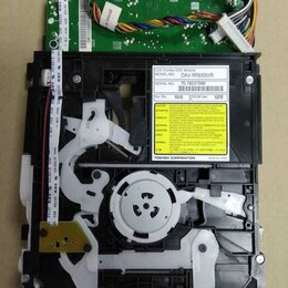 Оптические приводы - DVD привод телевизора, 0