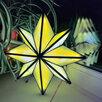 Ночник Вифлеемская звезда из витражного стекла по цене 15000₽ - Настенно-потолочные светильники, фото 4
