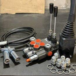 Навесное оборудование - Джойстик на Погрузчик Пку (В сборе) 2х и 3х секционный, 0