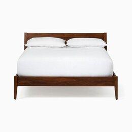 Кровати - Кровать орех, 0