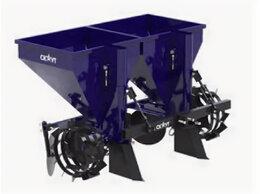 Спецтехника и навесное оборудование - Картофелесажатель СКАУТ PL-50/2 для минитрактора, 0