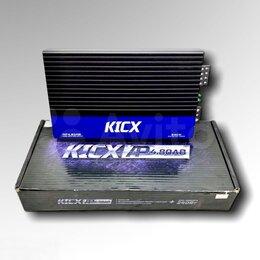 Усилители и ресиверы - Автомобильный уcилитель Кicx АР 4.80АВ, 0