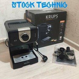 Кофеварки и кофемашины - Кофеварка Krups XP 320830, 0